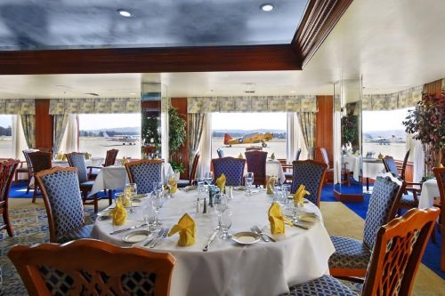 Radisson Hotel Santa Maria restaurant