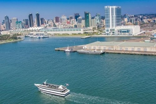 San Diego Sightseeing Cruise