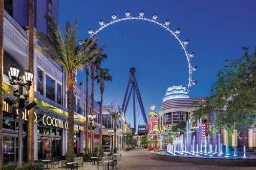 Las Vegas avondtour met LINQ reuzenrad