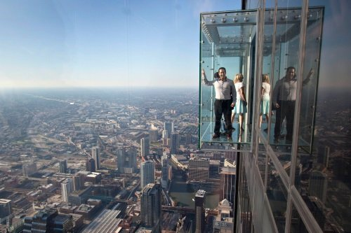 Willis Tower observatiedeck