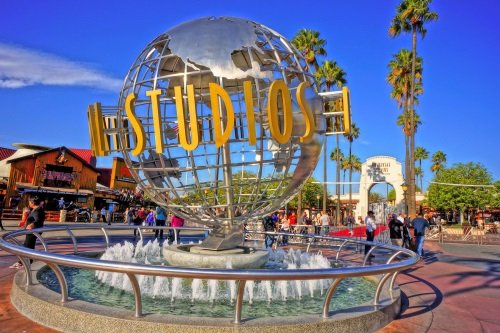 Universal Studios Los Angeles 2