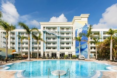 24 North Hotel Key West hotel en zwembad