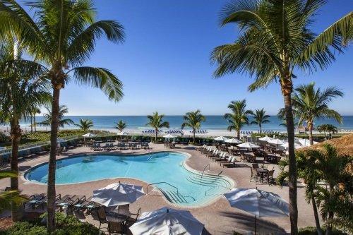Lido Beach Resort zwembad