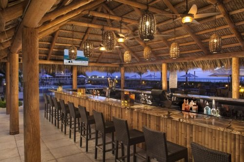 Lido Beach Resort buitenbar