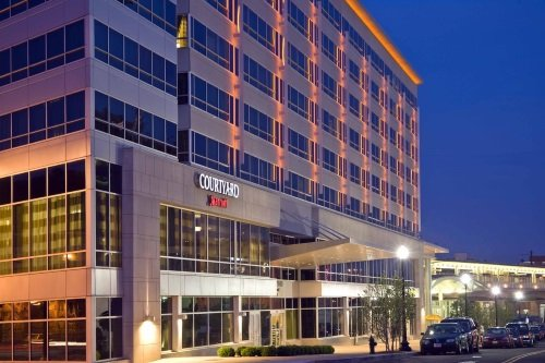 Courtyard by Marriott Washington buitenkant
