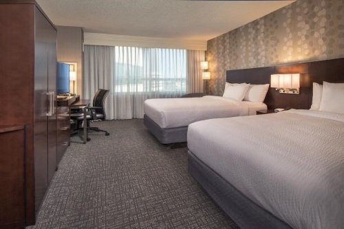 Courtyard by Marriott Washington kamer