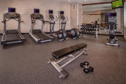 Courtyard by Marriott Washington fitness