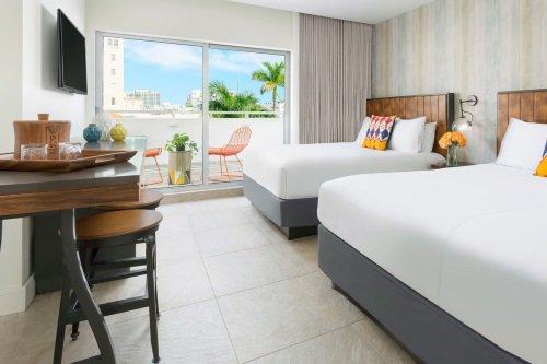Washington Park Hotel South Beach kamer