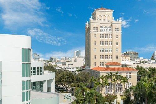 Washington Park Hotel South Beach omgeving