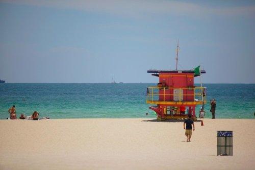 Washington Park Hotel South Beach strand miami beach