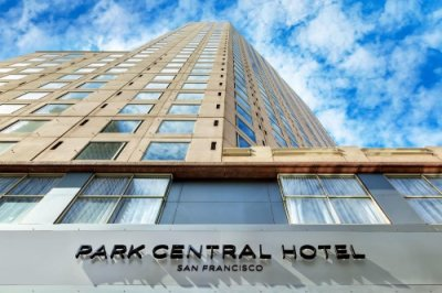 The Park Central Hotel San Francisco buitenkant