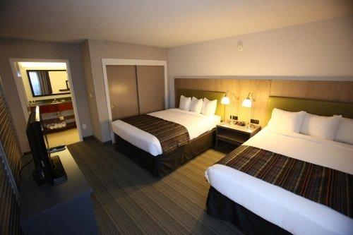 GreenTree Inn & Suites Phoenix kamer 2 bedden