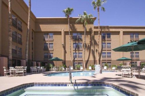 GreenTree Inn & Suites Phoenix zwembad