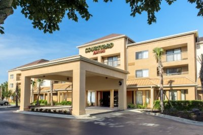 Courtyard by Marriott Pensacola buitenkant