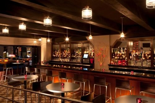 The Roosevelt Hotel bar