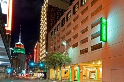 Holiday Inn San Antonio Riverwalk buitenkant