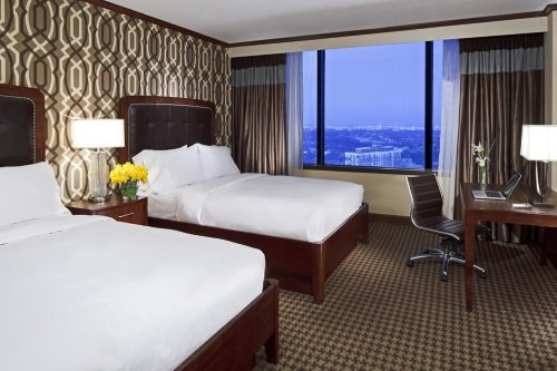 Hotel Alexandria Mark Centre kamer