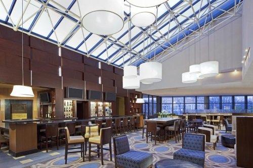 Hotel Alexandria Mark Centre lounge bar