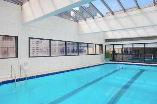 Philadelphia 201 Hotel zwembad