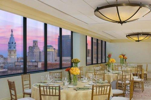 Philadelphia 201 Hotel restaurant