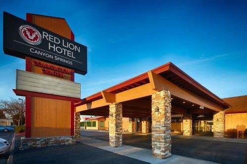 Red Lion Hotel Twin Falls buitenkant
