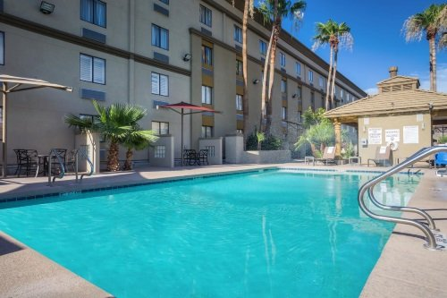 Holiday Inn North Phoenix zwembad