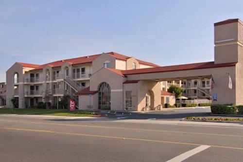 Red Roof Inn  Rancho  Sacramento buitenkant
