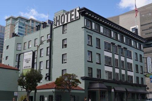 Good Hotel buitenkant