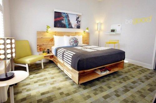 Good Hotel kamer 1 bed