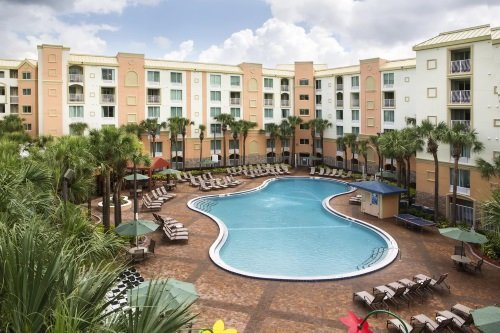 Holiday Inn Resort Orlando Lake Buena Vista zwembad 001
