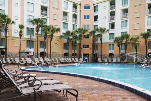 Holiday Inn Resort Orlando Lake Buena Vista zwembad 002