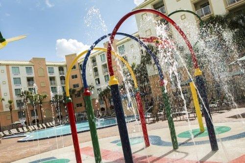 Holiday Inn Resort Orlando Lake Buena Vista zwembad 003