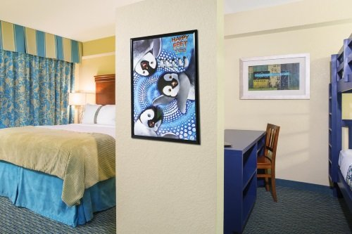 Holiday Inn Resort Orlando Lake Buena Vista kidssuite