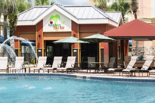 Holiday Inn Resort Orlando Lake Buena Vista zwembadbar