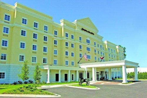 Hampton Inn en Suites Vicksburg