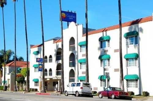 Comfort Inn Santa Monica 001