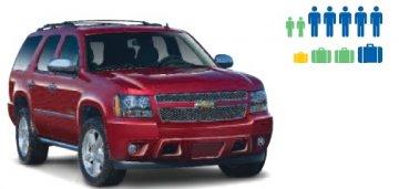 Full Size SUV 001
